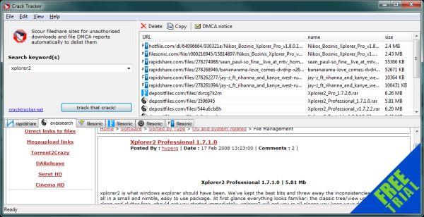 Windows 7 Crack Tracker 1.8.9.6 full